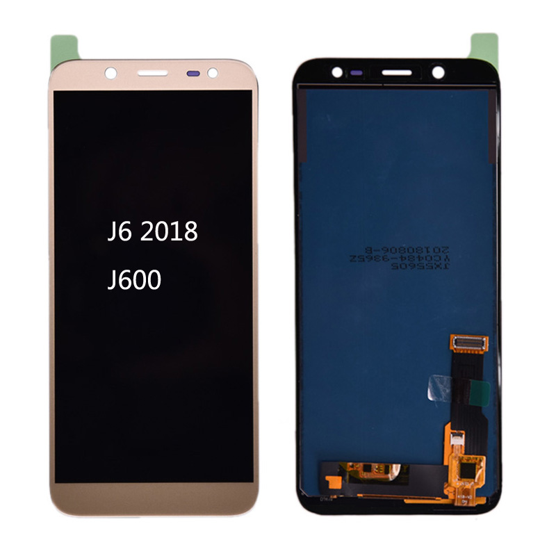 <font><b>J600</b></font> LCD Screen Für <font><b>Samsung</b></font> <font><b>Galaxy</b></font> <font><b>J6</b></font> <font><b>2018</b></font> <font><b>J600</b></font> J600F J600G J600Y LCD Display Touchscreen Digitizer Montage kostenloser versand image