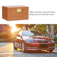 Keyless Car Key Signal Blocker Box Faraday Box ANTI THEFT SAFETY BOXESR Radiation-proof Radiation-proof Mobile Phone Box недорого