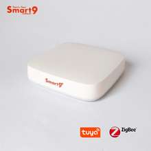 Smart9 TuYa ZigBee Hub, Smart Home Control Center Working with TuYa Smart and Smart Life App Powered by TuYa