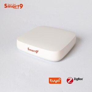 Image 1 - Smart9 TuYa ZigBee Hub, Smart Home Control Center Working with TuYa Smart and Smart Life App Powered by TuYa