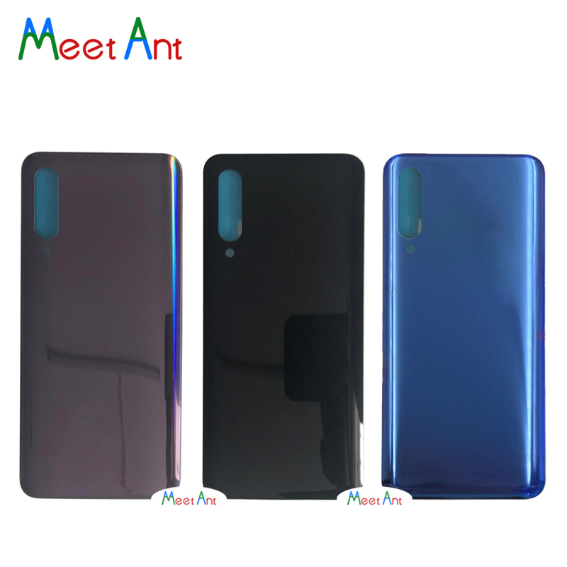 Replacement High quality For <font><b>Xiaomi</b></font> <font><b>Mi</b></font> <font><b>9</b></font> Mi9 Back Housing <font><b>Battery</b></font> <font><b>Cover</b></font> Door Rear <font><b>Cover</b></font> image