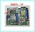 X8DTL-IF Серверная рабочая станция 1366 не поддерживает PCI-E серии 5600