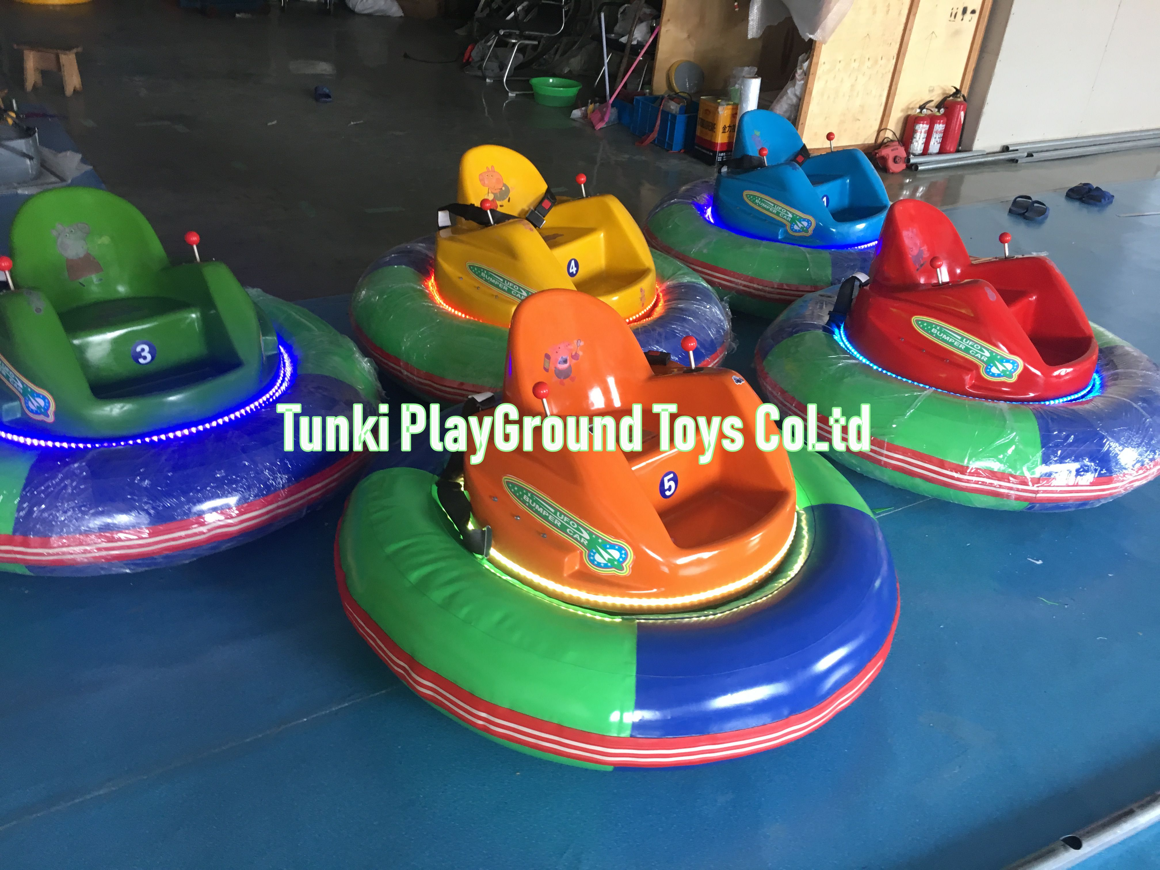 Battery Powered Kids Bumper Car Competitive Price