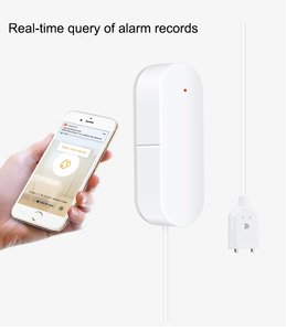Image 4 - WIFI Water Leakage Alarm Smart Mobile Detector Alerts Water Sensor Alarm Leak Home Securit App Control Home Security