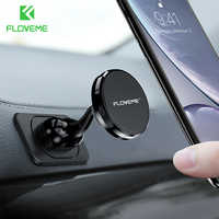 FLOVEME Magnético Suporte Do Telefone Do Carro Para Samsung Nota 10 Plus iPhone 11 Ímã Universal Phone Holder Para O Telefone No Carro montar Estande