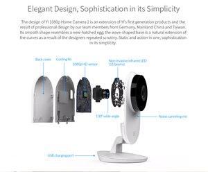 Image 4 - YI ev kamerası 2 1080P FHD akıllı kamera ev güvenlik kablosuz cctv kamera gece görüş ab Edition Android YI bulut mevcut