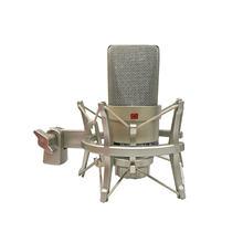 Micrófono condensador de grabación profesional, micrófono de sonido para estudio, para ordenador, Vocal