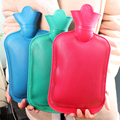 Бутылка для горячей воды, Резиновая, высокая плотность, зимняя грелка для рук, портативная плотная бутылка для горячей воды, карманная сумка...