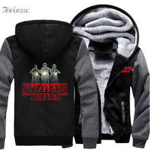New Design Hipster Print Sweatshirts Hoodies Winter Warm Jacket Thick Zipper Hoodie Raglan Men Hooded Male Coat Plus Size 5XL