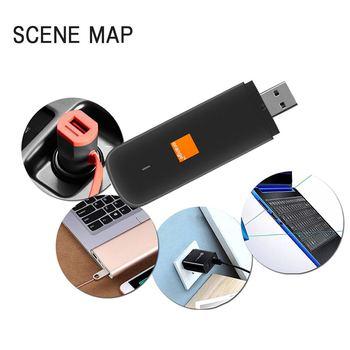 Lot of 100pcs Unlocked Huawei 4G USB Modem E3372 E3372s-153 4G USB Dongle 150Mbps Modem 4G LTE Dongle USB Modem plus Antenna