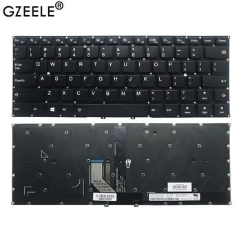 GZEELE New English Laptop keyboard for Lenovo YOGA 910 910-13IKB YOGA 5 Pro 910-13 US BLACK with backlight usb c power charger for lenovo thinkpad x1 tablet lenovo yoga 910 910 13 910 13ikb 13 9' for acer switch alpha12 acer r13 acer