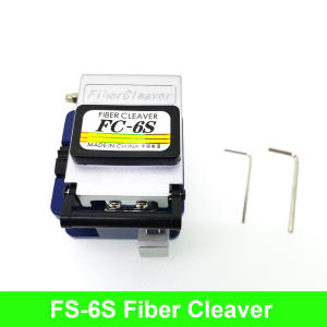 Cable-Cutting-Knife Fiber-Optic-Tool Cleaver-Fiber FTTH High-Precision