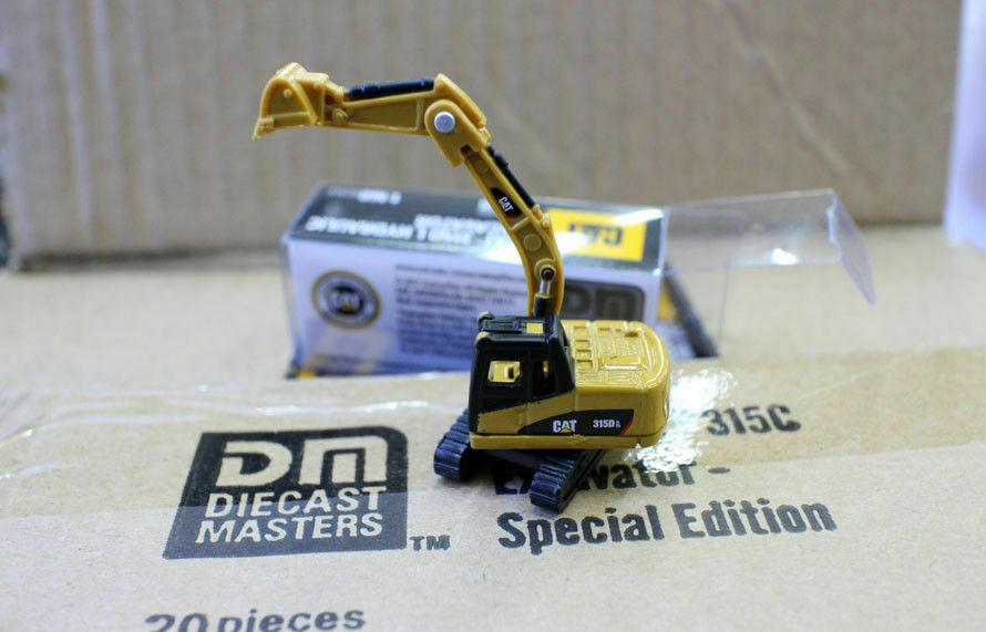 Caterpillar 1:160 N Scale Cat 315D L Hydraulic Excavator Diecast Masters 85556