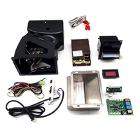 Bill to Coin Changer Kits from EURO Thliland Banknotes Bill Acceptor change to Coins Tokens with Board for Coin Changer Machines