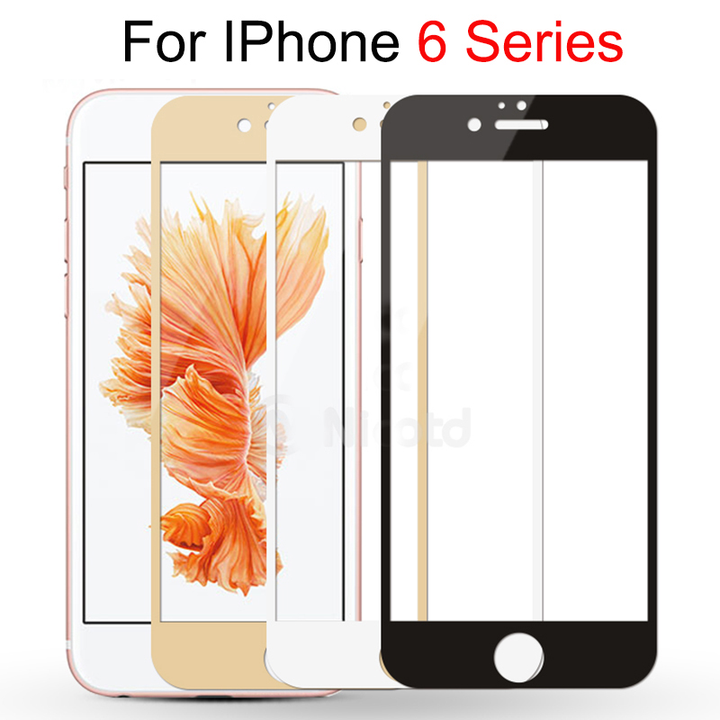 Protective Glass for Apple Iphone 6 S 6s Plus Tempered Glas Screen Protector on I Phone 6plus 6splus S6 Iphone6 <font><b>Iphone6s</b></font> Safety image