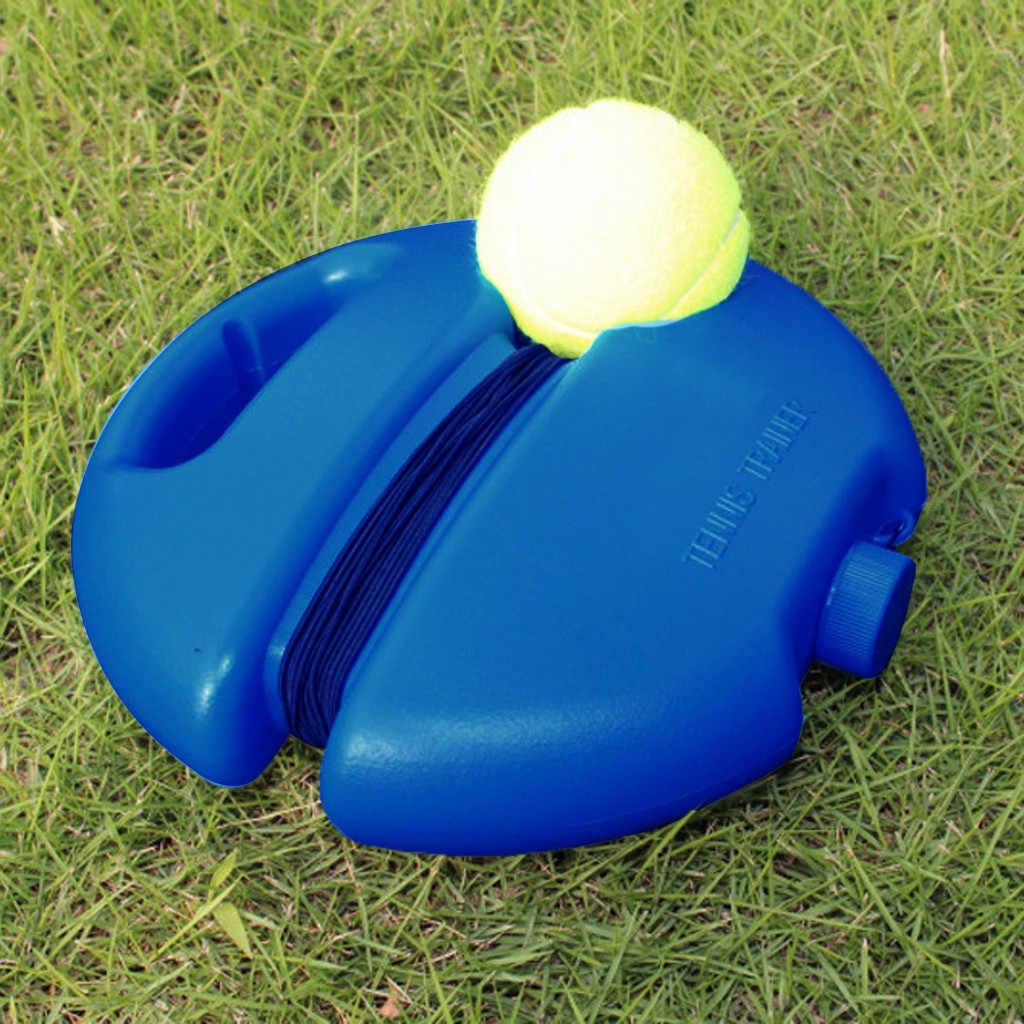 Piłka tenisowa single trening piłki podstawa tylna trener narzędzia i tenis ćwiczenia samokształcenie odbicie piłka listwa