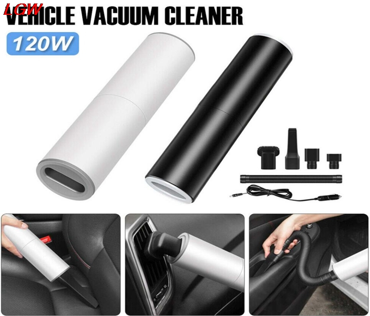Car Vacuum Cleaner Mini Handheld Auto Vacuum Cleaner Powerful Suction For Home & Car & Office Portable Handheld Vacuum Cleaner