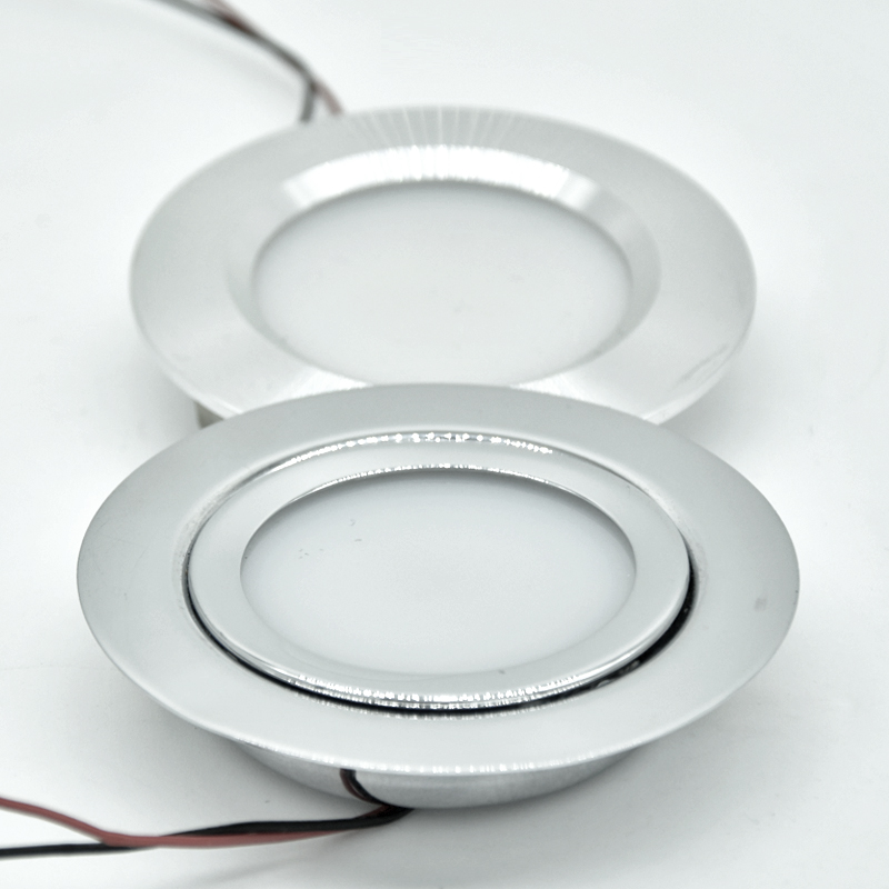 magro led downlight luzes + ultra-fino 100-240v