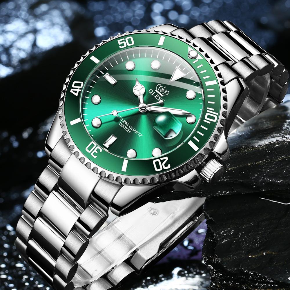 2020 Top Brand  Luxury Chronograph Men's Watch  Waterproof Date Clock Male Sports Watches Men Quartz Wrist Relogio Masculino aaa
