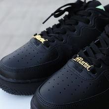 Пользовательское имя Пряжка для обуви 2020 модный табличка с