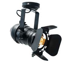 110 240 в e27 винтажная лампа Эдисона Светодиодный прожектор