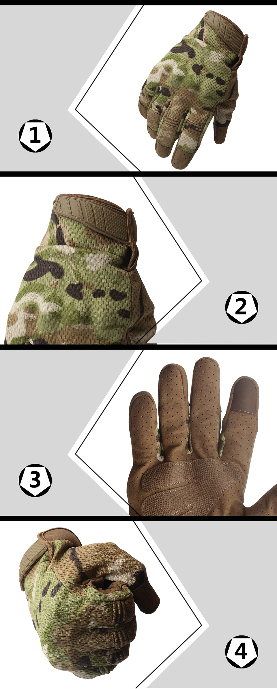motorcycle gloves tactical (10)