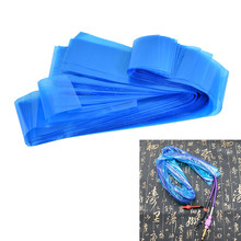 Disposable Cord Bag Tattoo Machine Clip Cord Sleeve Cover Tattoo Clip 100X5*80cm(China)