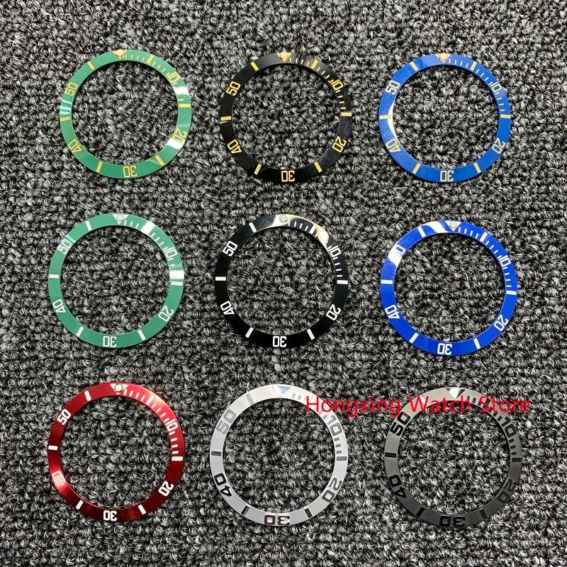 38mm Watch Ring Ceramic Bezel Insert Ring For Watch 40mm Casing Watch Accessories Inner Diameter 30.8mm