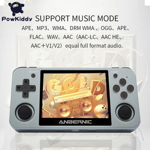 Image 5 - Powkiddy RG350 Handheld Game Console RG350M Metal Shell Console Open Source System 3.5 Inch IPS Screen Retro Ps1 Arcade 3D Games