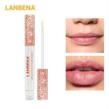 LANBENA для губ увеличитель для увеличения губ увеличитель для губ Увеличение губ для губы пухлые сыворотка маска Увлажняющий бальзам для ухода