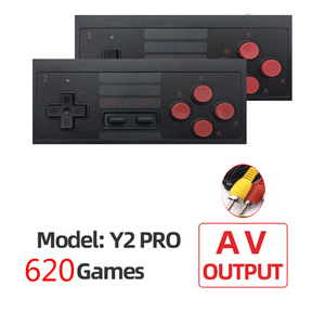 HDMI Video Game Console Built in 568 Classic Games Mini Retro Console Wireless Controller HDMI Output Dual Players AV output
