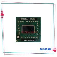 CPU Processor AMD Am5350dec23hl-Socket Dual-Core A6-5350M FS1 Ghz A6-Series