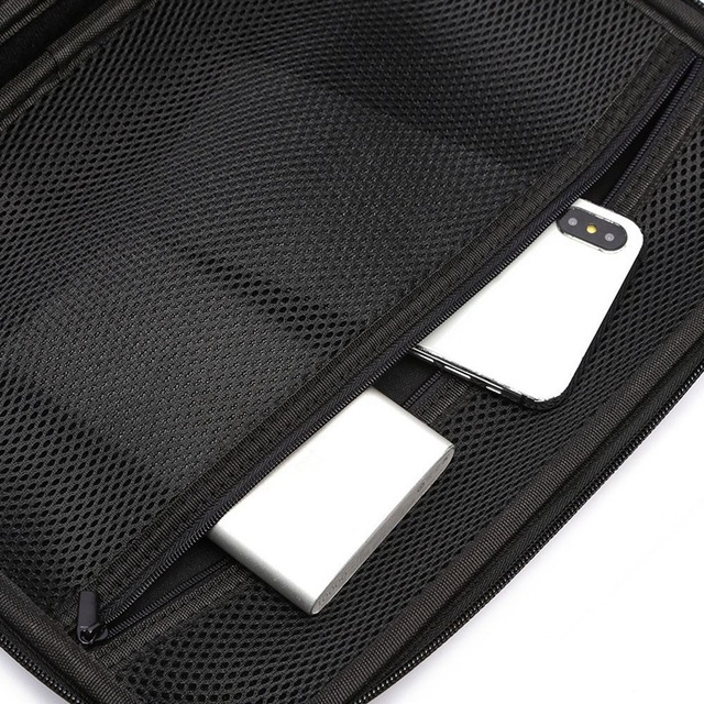 Waterproof Storage Bag Hardshell Handbag Case for Carrying DJI MAVIC Air Drone and Accessories Carry Bag 2