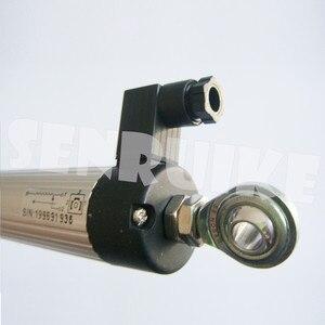 Линейный датчик перемещения электронная линейка 100 мм смещение шкала преобразователя положение индикаторы сдвига машина