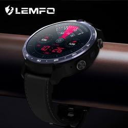 LEMFO LEM12 PRO Smart Uhr Android 10 MT6762 CPU 4G 64GB LTE 4G Drahtlose Projektion 900mAh power Bank Gesicht ID Dual Kameras Männer