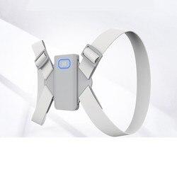 Cinturón de postura inteligente Youpin Hi + con recordatorio inteligente para una postura correcta, cinturón de postura inteligente transpirable