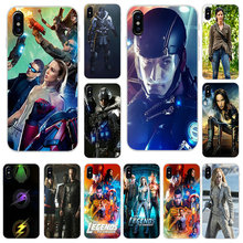Legends Of Tomorrow Soft TPU Silicone Mobile Phone Case for iPhone X XR XS 11 Pr