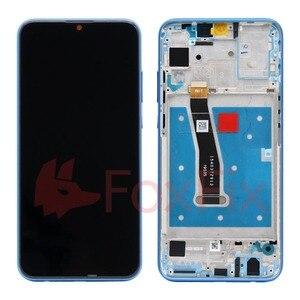 Image 2 - FoxFix תצוגה עבור Huawei Honor 10i LCD תצוגת מסך מגע לכבוד 10i 20i תצוגה עם מסגרת טלפון נייד LCD החלפה