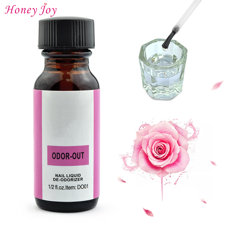 Дизайн ногтей акриловый жидкий Запах Удаление Запаха розы ароматизатор с дизайном кисти