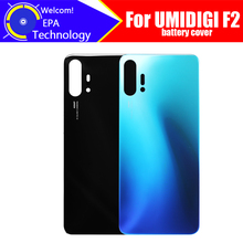 6.53 inch UMIDIGI F2 Battery Cover 100% Original New Durable Back Case Mobile Phone Accessory for UMIDIGI F2