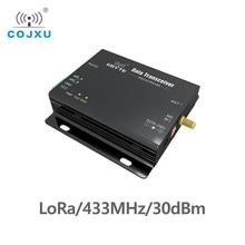 RS485 RS232 433 mhz lora SX1278 tcxo E32 DTU 433L30 無線送信機の長距離 uhf 1 ワット SX1276 433/400 520mhz トランシーバ rf モジュール