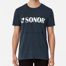 SONOR DRUM T shirt batteries de tambour, remeraspersonizadas, remerasrock