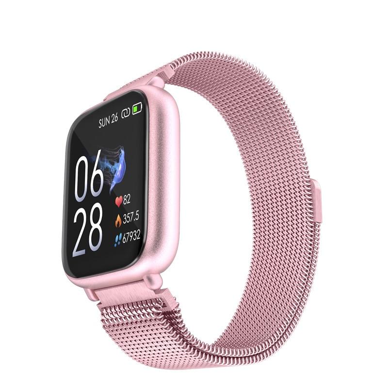 Watch Pedometer Fitness-Tracker Blood-Pressure-Monitor Smart-Bracelet Women Fashion