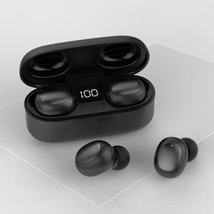 Image 2 - Tws GW13 Touch Bluetooth 5.0 Headset Draadloze Oortelefoon Led Digitale Display Hd Stereo Ruisonderdrukking Oortelefoon Met Microfoon