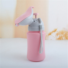 Cute Collapsible Car Pee Pot Portable Child Potty Urinal Bottle For Children Baby Toilet Kid Travel Folding Man Woman Pee Tool