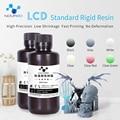 NOVA3D 405nm УФ Смола 500 мл 3d принтер печатный материал lcd DLP SLA УФ чувствительный жидкий фотополимер