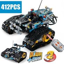 New MOC RC Motor Power Function Crawler Racer Car Toy Electric Fit Legoings Technic Building Block Brick Model Kid Gift Birthday