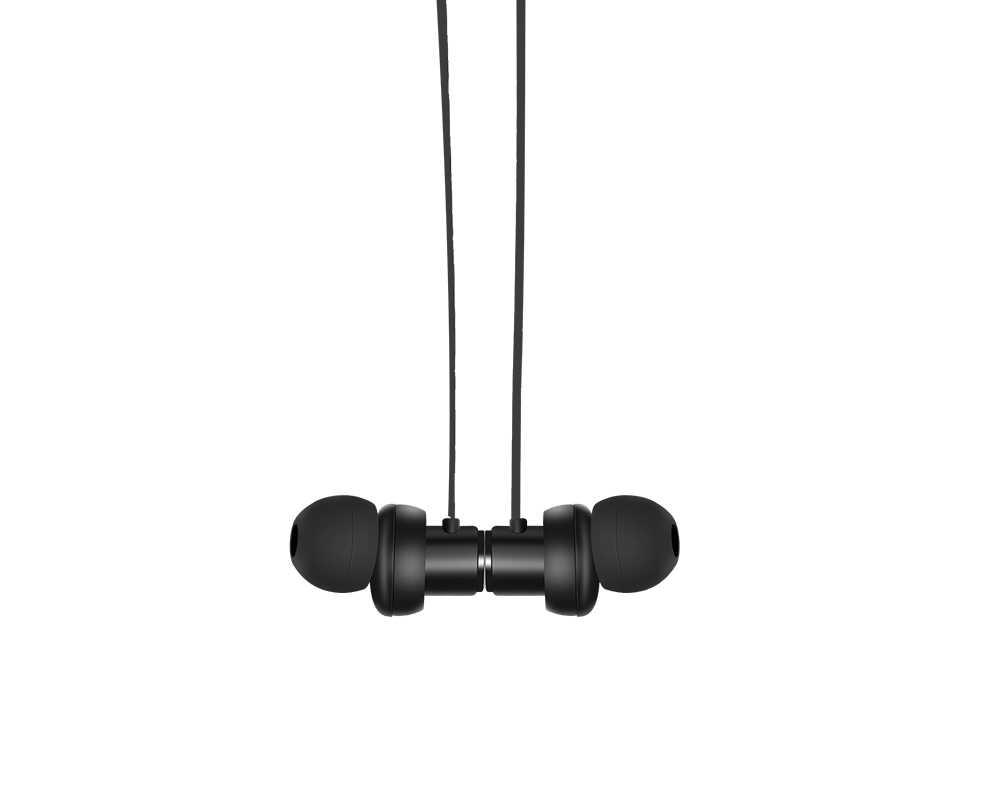 IPUDIS słuchawki Bluetooth z pałąkiem na kark IPX5 wodoodporny Sport bezprzewodowe słuchawki stereo magnes zestaw słuchawkowy 130mAh z mikrofonem