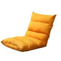 Espreguiçadeira sofá tatami lounge cadeira chão varanda bay janela lazer legless pequeno sofá cama de volta cadeira