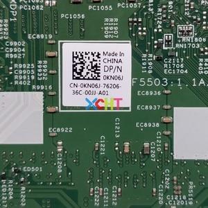 Image 3 - עבור Dell Inspiron 13 7353 7359 15 7568 CN 0KN06J 0KN06J KN06J i3 6100U 2.3 ghz DDR3L מחשב נייד האם Mainboard נבדק